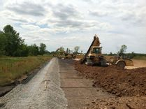 Landfill Units Aggregate Bed