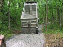 US 200 Dumping Stone